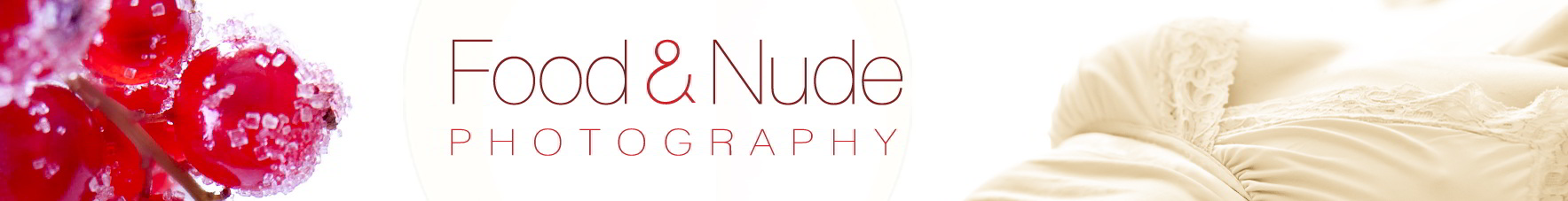 Banner Food and Nude Photography