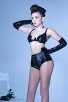 Bh Blondie Wetlook Lack Schwarz Patrice Catanzaro 1059 1